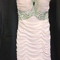 Blush Prom Short Dress New With Tags Blush Size 0 Photo