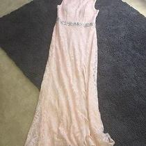 Blush Prom Wedding Dress  Photo