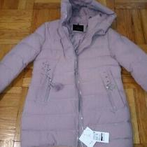 Blush Puffer Coat Girls Sz Xl Photo