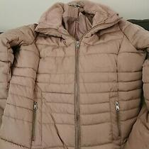 Blush Quilted Jacket Size 14 Photo