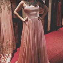 Blush Sherri Hill Prom Dress Photo