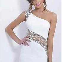 Blush Short Prom Dress Never Worn New  Photo