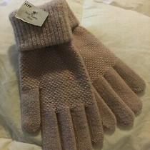 Blush Sparkle Glove  (Acrylic Blend) Nwt Photo
