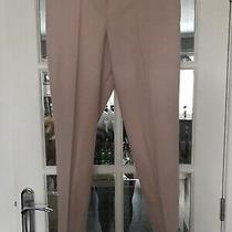 Blush Straight Leg Trousers Size 12s Photo