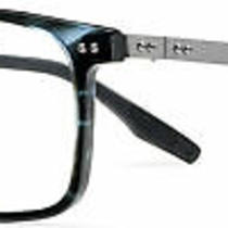 Blush Striped Gray Men's Safilo 2.0 Ranella 02 0nlb 52 Eyeglasses Photo