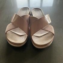 Blush Ugg Sandals Size 6.5 Photo