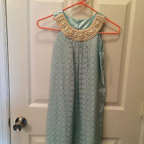 Blush  Us Angeles Nwt 10 Beaded Neckline Wedding Pictures Holiday Fall Photo