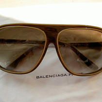 Bnib Og Balenciaga Sunglasses Upscale Hype Trendy Realhorn Photo