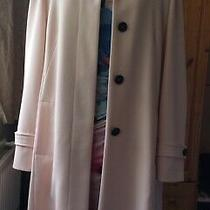 Bnwot Basler Pale Pink Lined Long Jacket Size Uk 12 Occasion Frock Coat Rrp 319 Photo