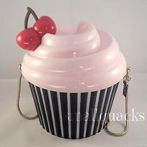 Bnwot Kate Spade Ny Magnolia Bakery Cupcake Limited Ed. Minaudiere Bag Clutch Photo