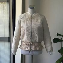 Bnwt 3.1 Phillip Lim Embroidered Bomber Jacket Xs 0 2  Photo
