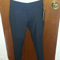 Bnwt - Bally Black Performance Leggings Size Medium - Free Shipping  Photo