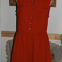 Bnwt Beautiful Designer Burberry Sleeveless Dress 10 Photo