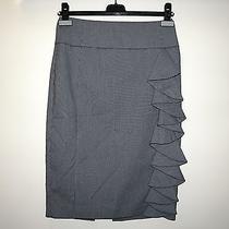 Bnwt Express Design Studio New York Women's Elegant Skirt Us Size 4 Pepit New Photo