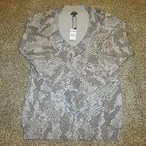 Bnwt Express Sweater Size M Photo