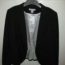 Bnwt h&m Black Blazer Size 20 Photo