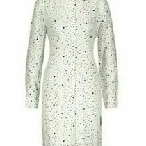 Bnwt Isabella Oliver Freya Maternity Shirt Dress Polka Dot Size 3 Uk 12 Rrp 140 Photo