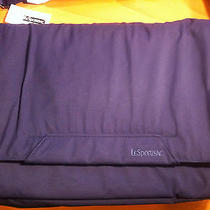 Bnwt Lesportsac Men's Isotope Messenger Cavern Bag in Navy Photo