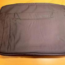 Bnwt Lesportsac Men's Parallax Attache Messenger / Laptop Sediment Bag in Brown Photo