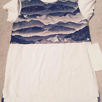 Bnwt Lululemon Neutral Blush Misty Mountain Snapshot Tee Top Shirt 8 --Ntbl/msty Photo