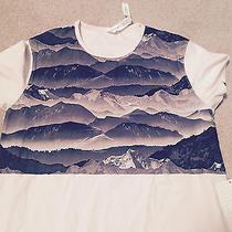 Bnwt Lululemon Neutral Blush Misty Mountain Snapshot Tee Top Shirt 6--Ntbl/msty Photo