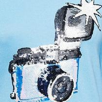 Bnwt Markus Lupfer Flash Camera Jumper Size M Photo