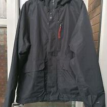 Bnwt Mens Barbour Stormforce Broomfield Waterproof Jacket Blue Xxl Rrp239 Photo
