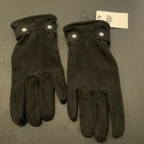 Bnwt Ugg Mens Nubuck Glove W/tab & Rivet Size Large Photo