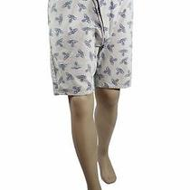 Bnwt Vivienne Westwood Anglomania White Assymetric Shorts Size 35 Photo