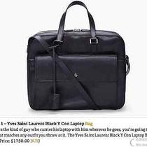 Bnwt Ysl Messager Bag From 2012 Collection Yves Saint Laurent  Photo