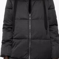 Bnwt Zara Water-Repellent Reversible Puffer Coat Bloggers Favsold Out Size Xxl Photo