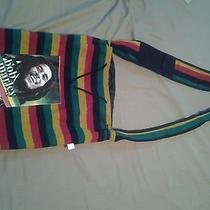 Bob Marley Hobo Bag Tote Purse Photo