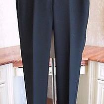 Body by Victoria's Secret Christy Fit Straight Leg Back Flap Pckt Pants Size 8 Photo