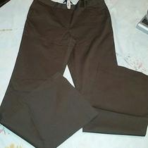 Body by Victoria Secret Christie Fit Brown Pants  Size 10 New  39.99 Tag Photo