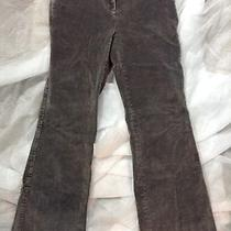 Body by Victoria Size 4 Corduroy Pants the Christie Fit Photo