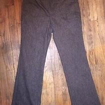Body by Victorias Secret Dress Pants Size 6 Womens Christie Fit Flare Stretch  Photo