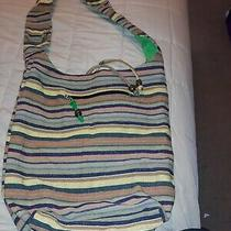 Boho  Crossbody Purse Cotton  Bag  Photo