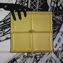 Boite Au Vol Hermes Scarf (New-Tags) 100% Silk 90cm Carre Photo