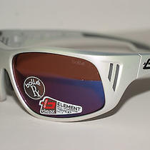 Bolle Sunglasses Rainer Silver Outside   Gray Inside  Nxt  Element Lens 11551 Photo