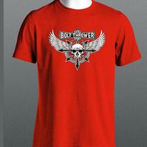 Bolt Thrower Tee Death Metal Band Warhammer Fantasy Battle T-Shirt S M L Xl 2xl Photo