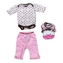 Bon Bebe Infant Outfit Size 3 Mo Photo