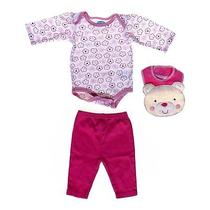 Bon Bebe Infant Outfit Size 6 Mo Photo
