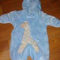 Bon Bebe Snowsuit Blue 3-6months Blue Photo
