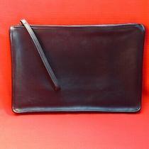Bonnie Cashin Large Black Slim Clutch for Coach 9555 the Original Wristlet Nyc Photo
