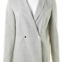 Boss Hugo Boss Gray Blazer Sz 4 650138 Photo