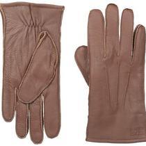 Boss Hugo Boss Men's Heltona Leather Glove Tan Large Photo
