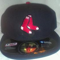 Boston Red Sox New Era Fitted Alternate Logo Photo