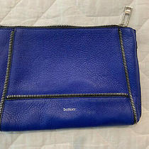 Botkier Blue Crossbody Bag Photo