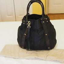 Botkier Bombay Satchel (Rare) Black Photo
