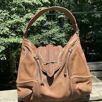 Botkier Brown Leather Hobo Bag Photo